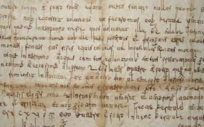 LA ESCRITURA VISIGÓTICA EN LOS REINOS HISPÁNICOS OCCIDENTALES. AÑO III: LA ESCRITURA VISIGÓTICA EN LOS SIGLOS XI-XII (PRESENCIAL)